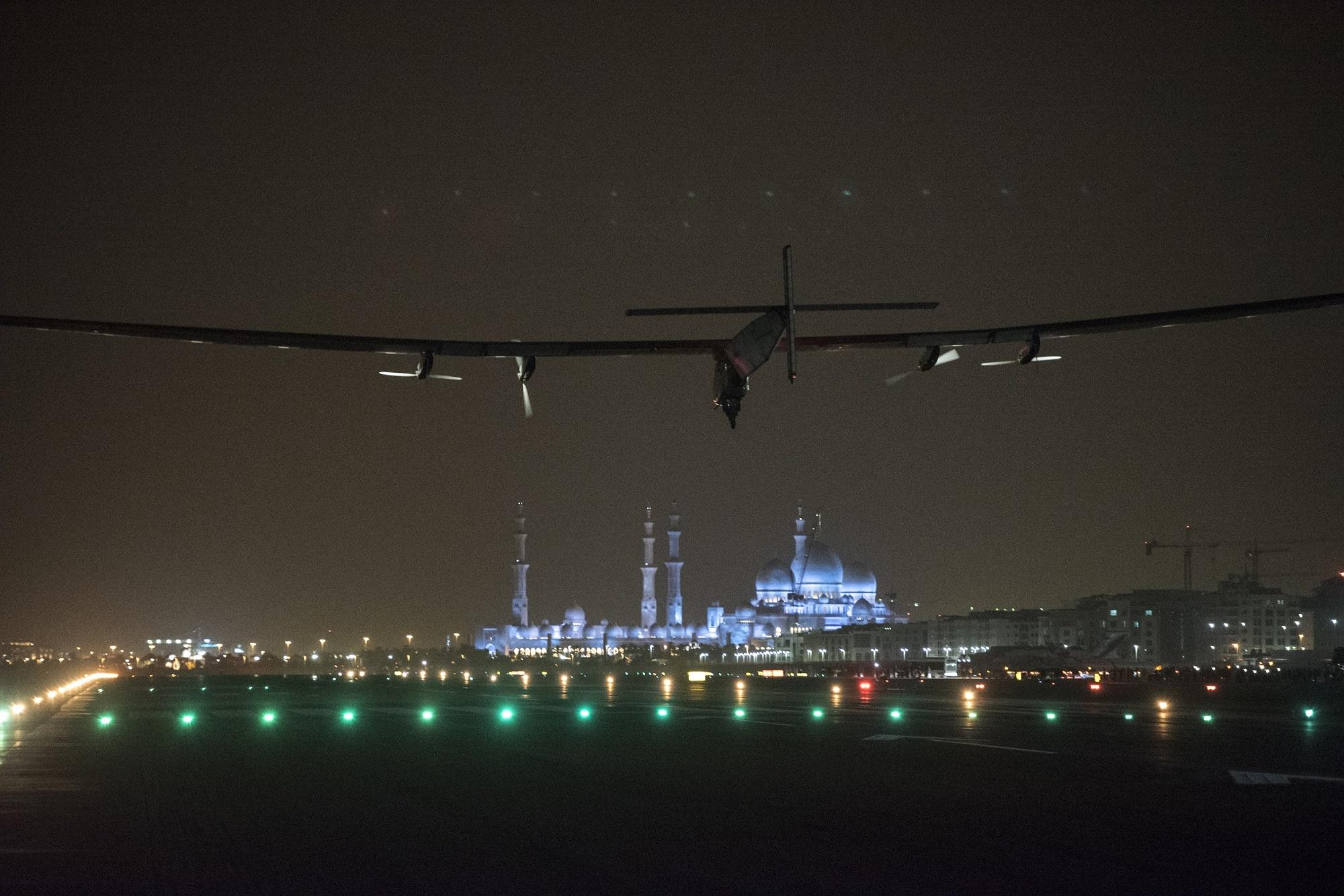 ABB partner di Solar Impulse
