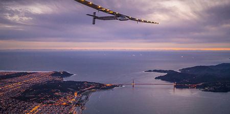 ABB partner di Solar Impulse