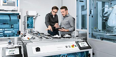 Le soluzioni Festo per la smart factory 4.0