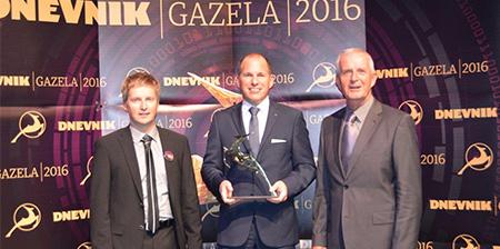 premio Golden Gazelle