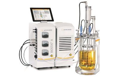Bioreattore fermentatore BIOSTAT