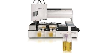 Microbioreattore ambr® 15