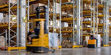 Logistica integrata e flessibile