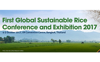 First Global Sustainable Rice Conference and Exhibition 201