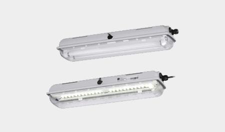 Armature illuminanti lineari a LED