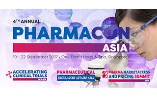 Pharmacon Asia 2017