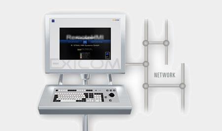 Remote HMI