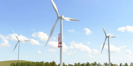 mammoet turbine eoliche