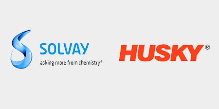 solvay partnership husky