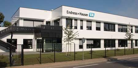 Endress+Hauser Lione