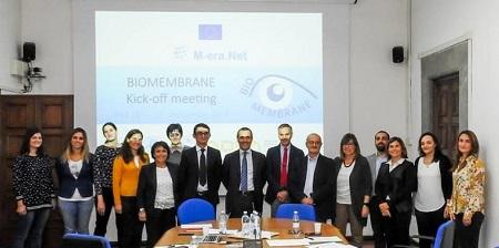 progetto Biomembrane