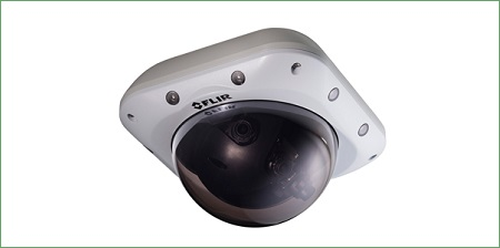 Panoramic Security Camera