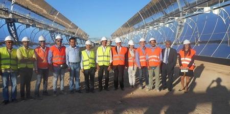 Progetto MATS solare termodinamico