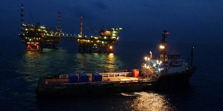 Offshore di Cipro eni