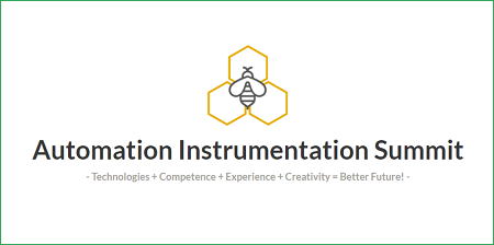 automation instrumentation summit 2018 abstract
