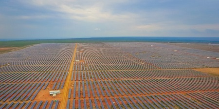 parco solare Horizonte