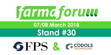 FPS sarà presente alla prossima edizione di FarmaForum,l'evento più importante del settore farmaceutico in Spagna