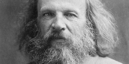Dmitrij Ivanovic Mendeleev