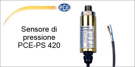 PCE-PS 420