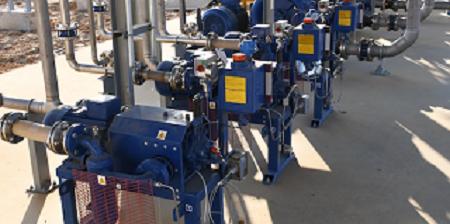 Soffianti e compressori gas di Mapro International