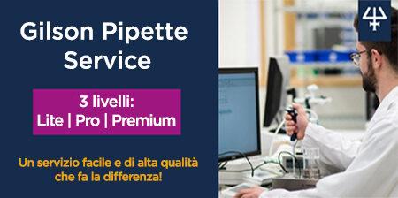 Gilson Pipette Service